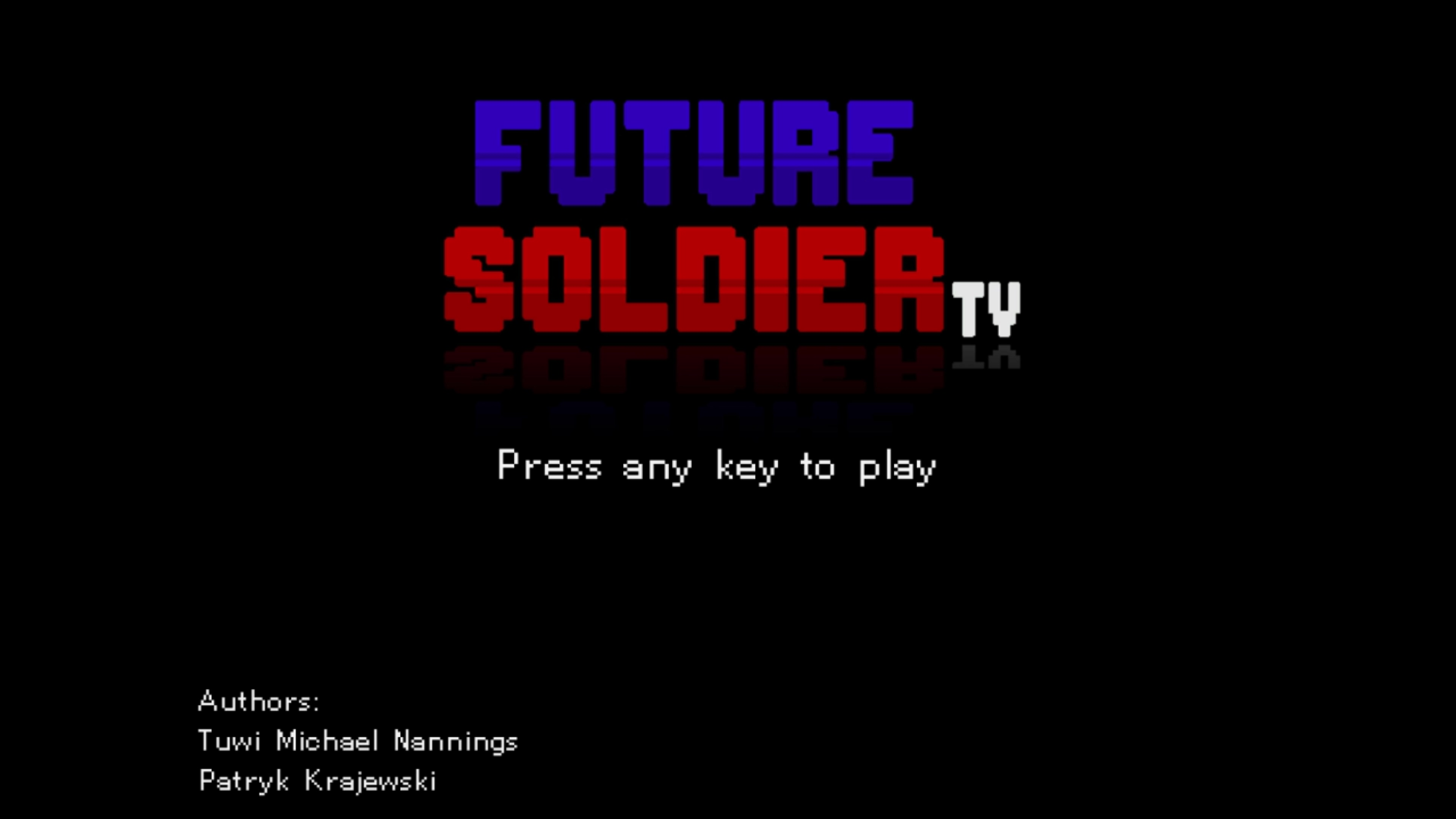 future soldier tv 4