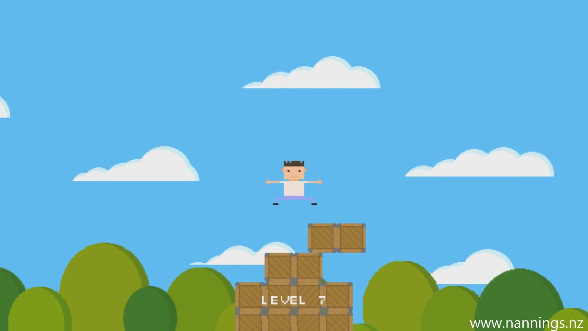 super jump dude 10