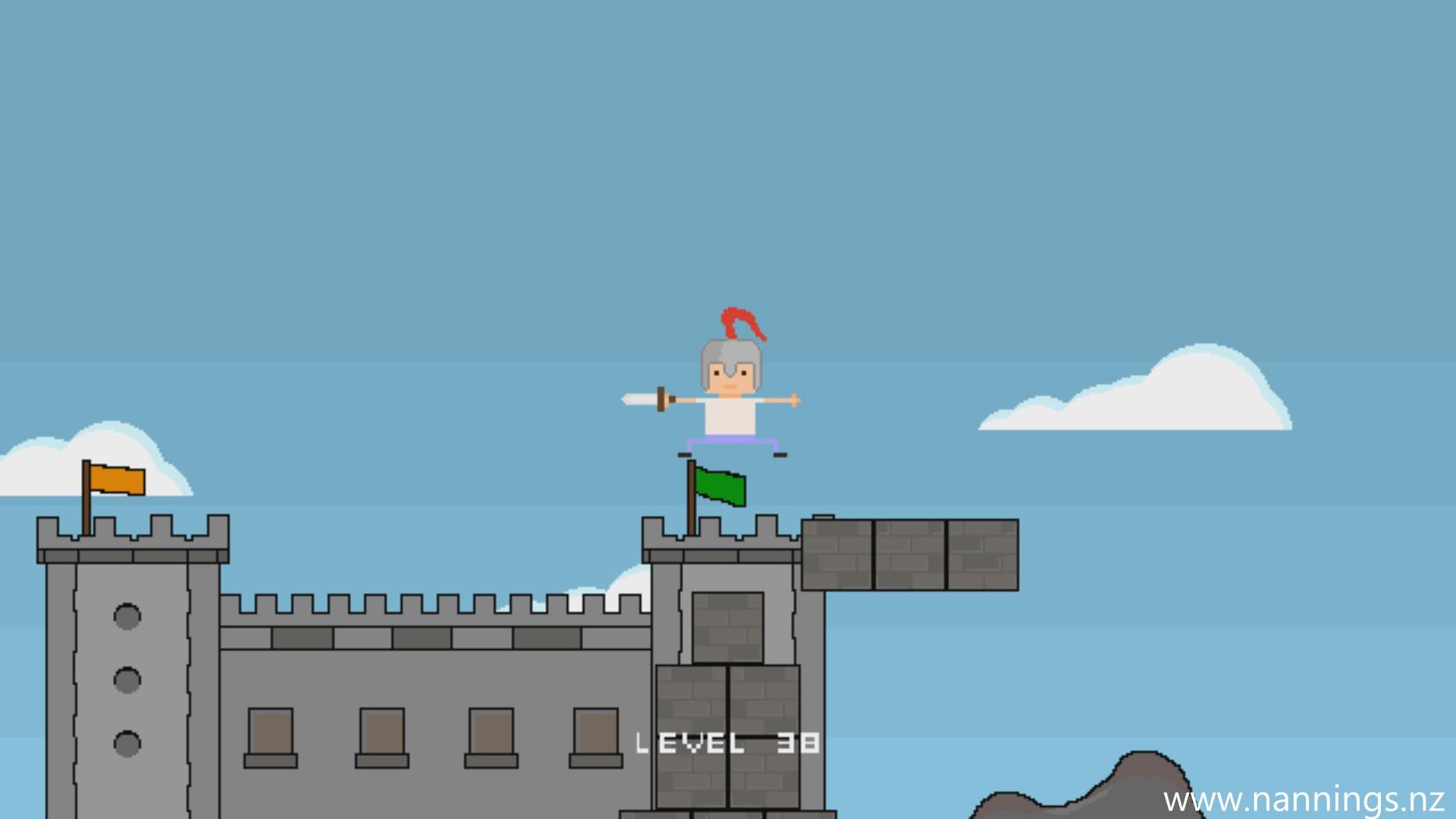 super jump dude 7