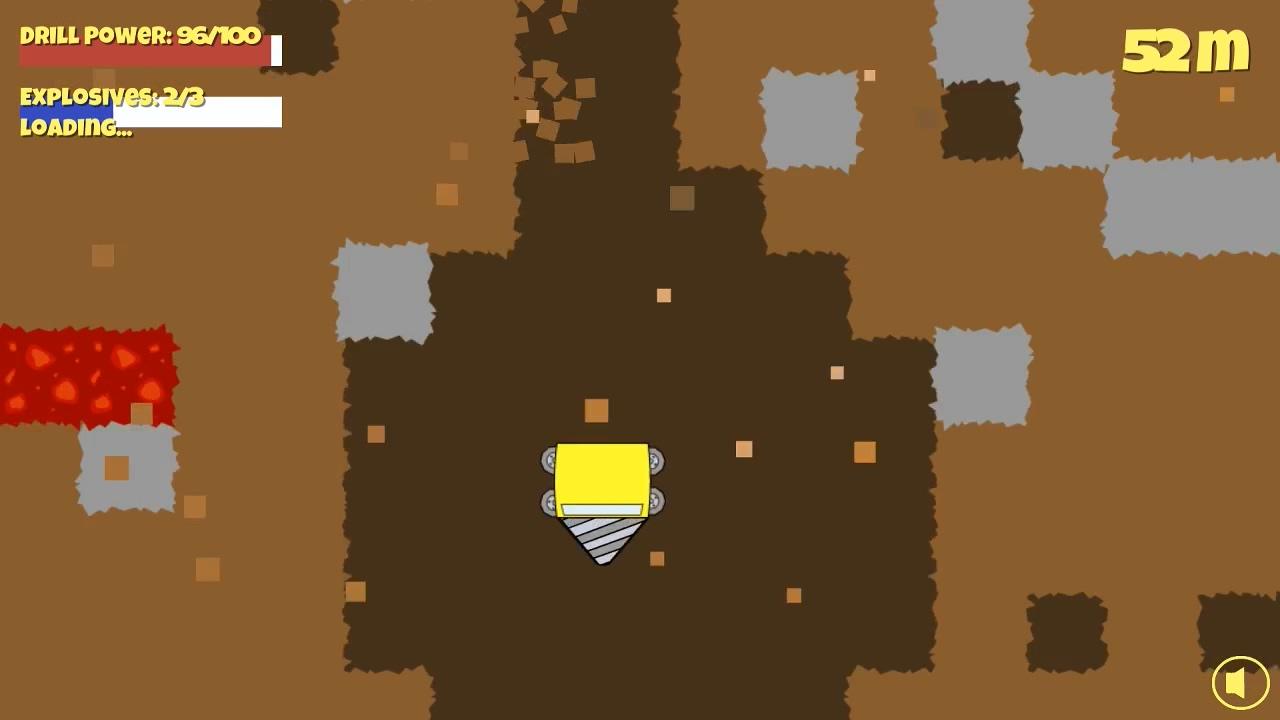 underground digger 10