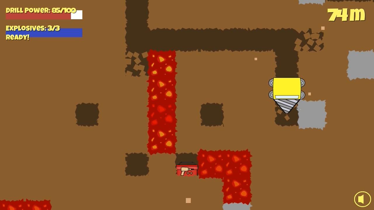 underground digger 12