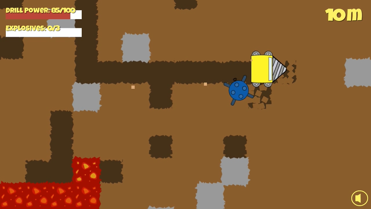 underground digger 13
