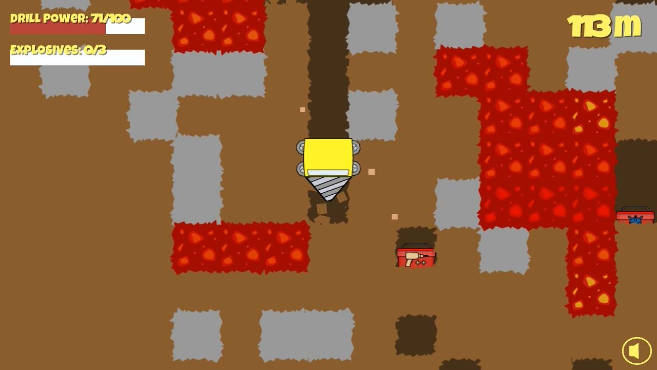 underground digger 15