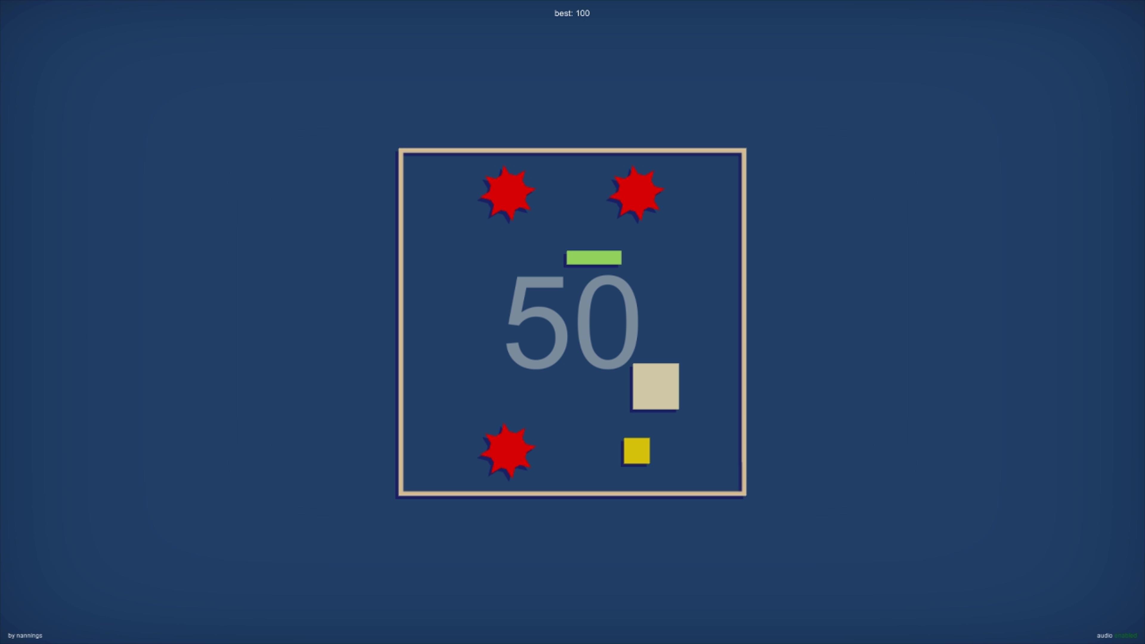 simple square 10