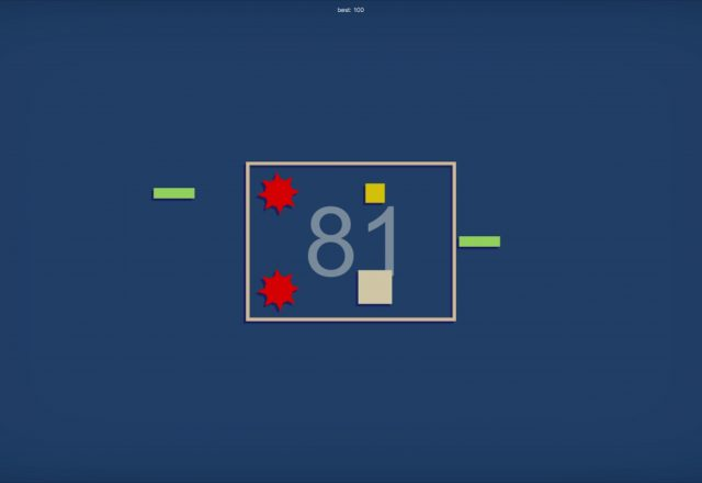 simple square 13
