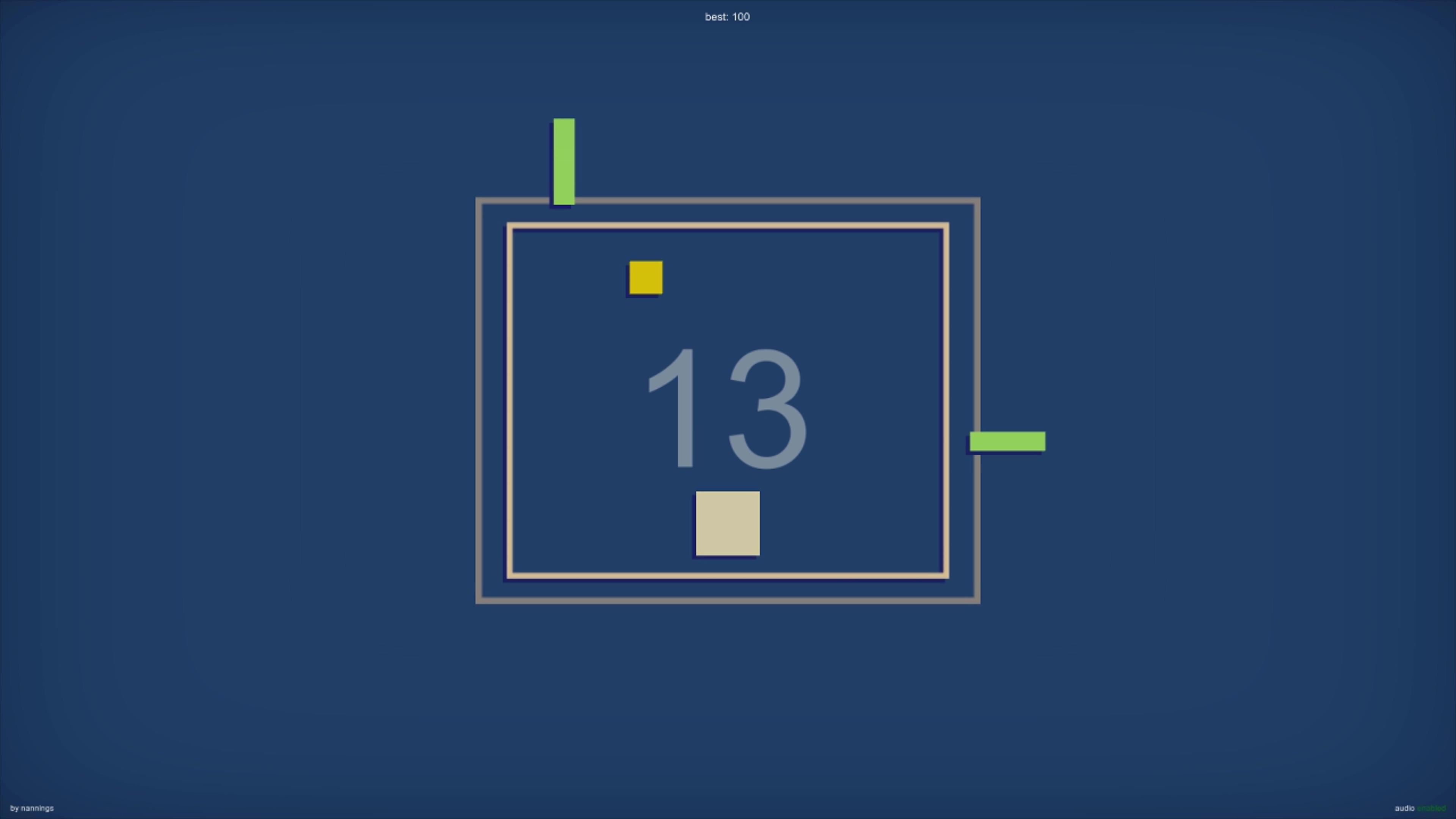 simple square 7