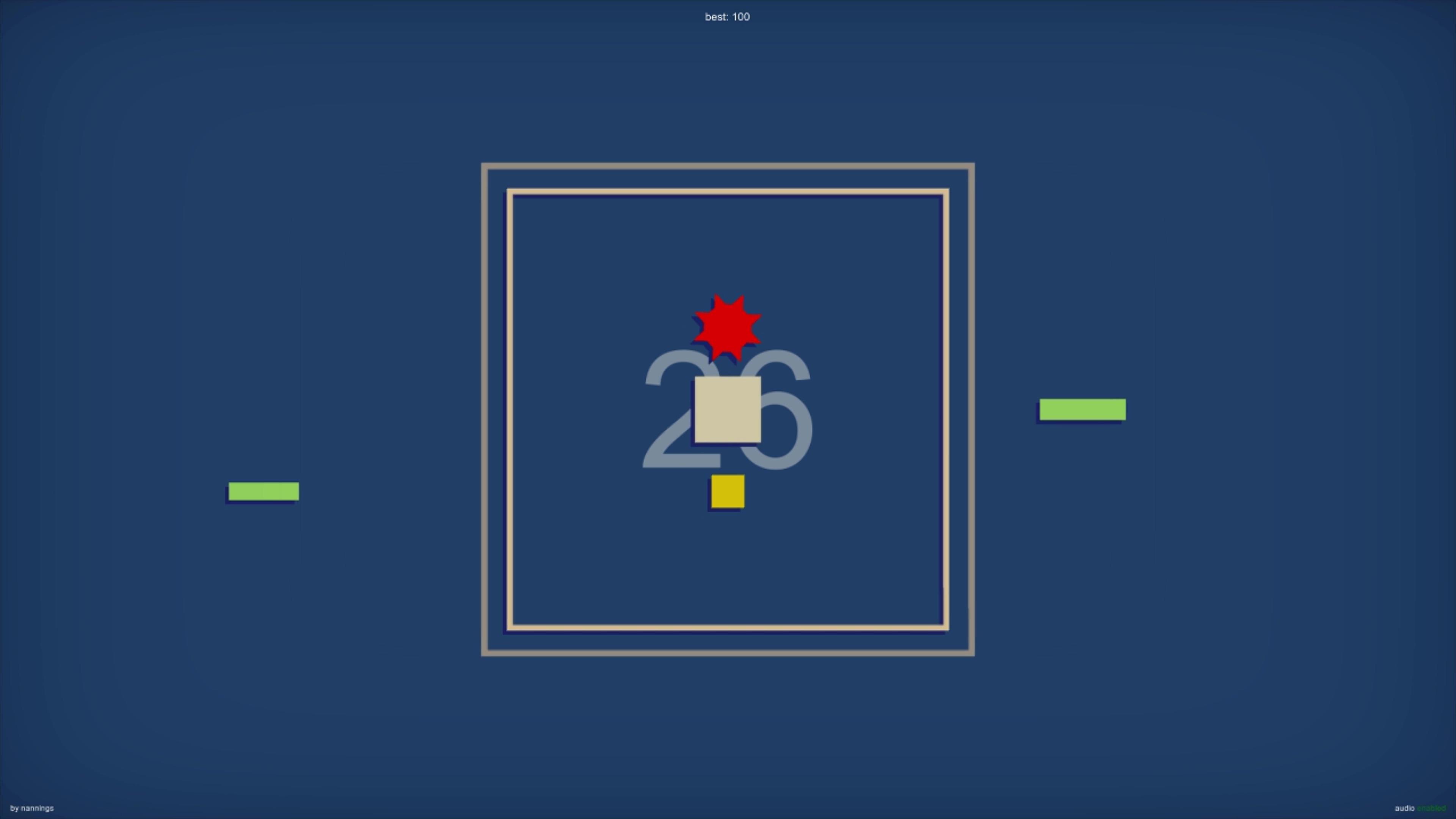 simple square 8