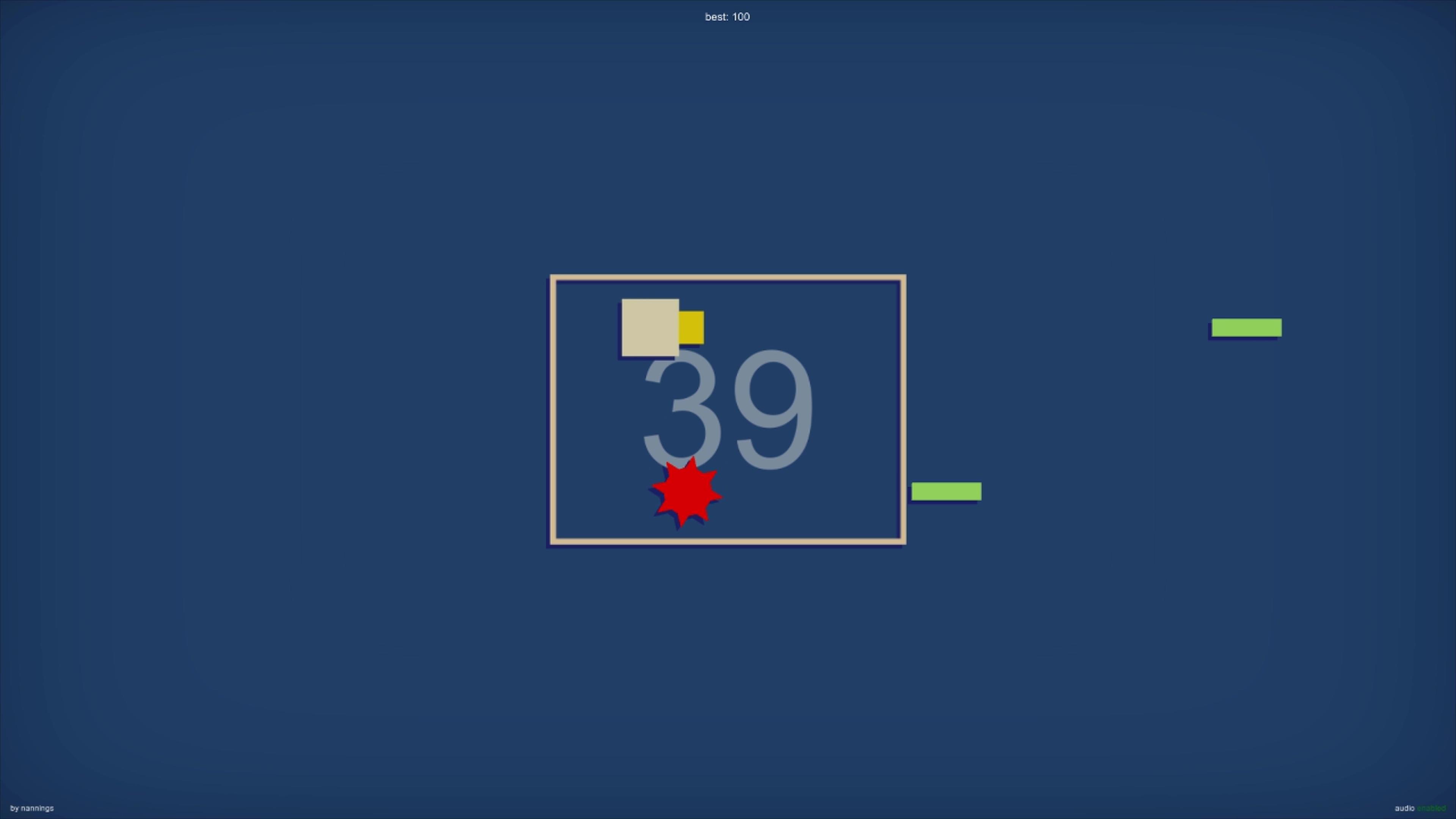 simple square 9