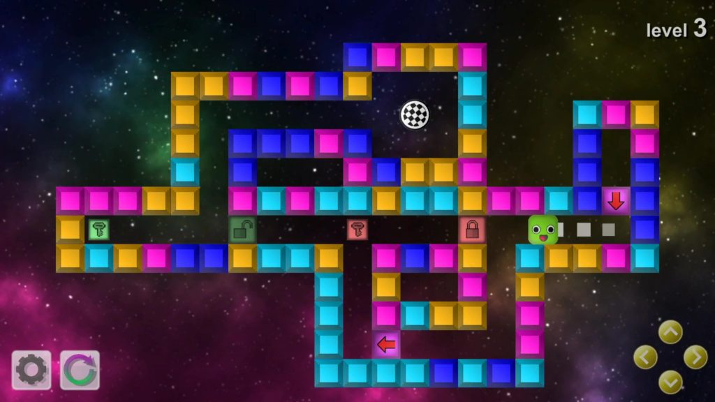 Maze Slider 19