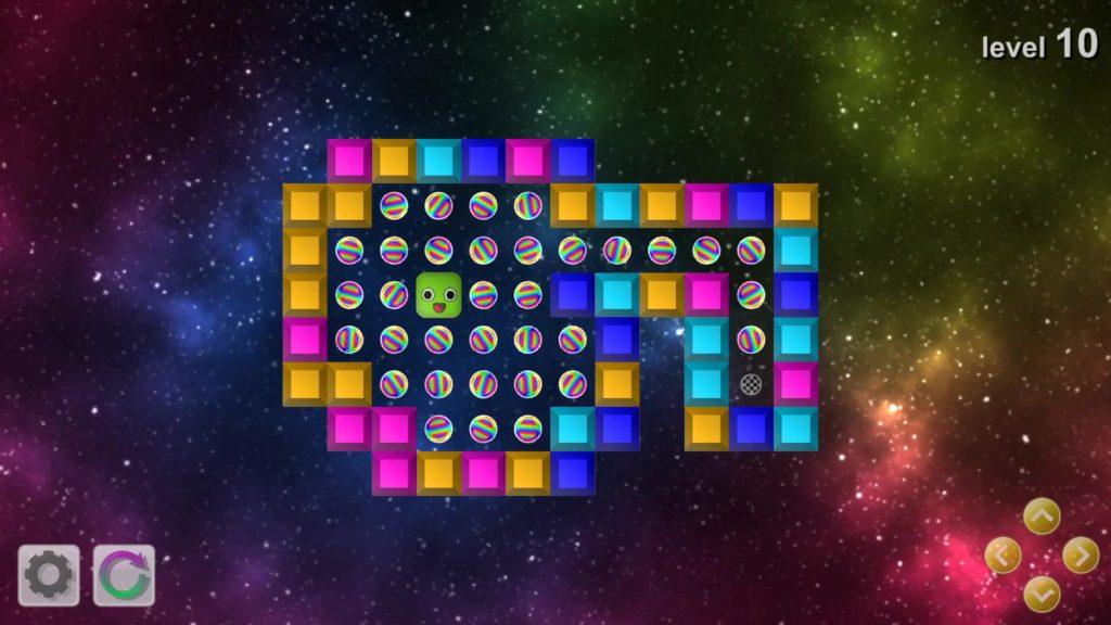 Maze Slider 22