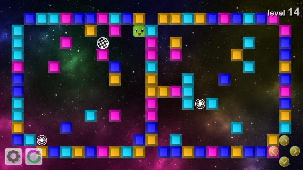 Maze Slider 25