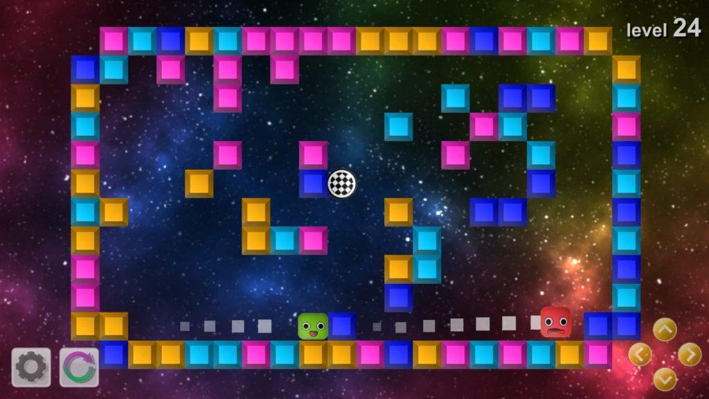 Maze Slider 33
